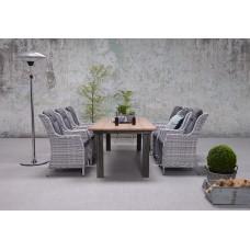 Osborne dining fauteuil       cloudy grey H