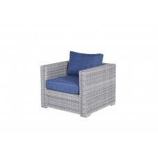 Tennessee lounge fauteuil     cloudy grey H