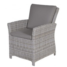 Vancouver dining fauteuil     passion willow H