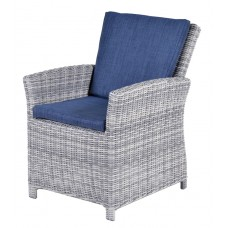 Vancouver dining fauteuil     cloudy grey H