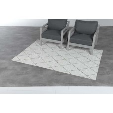 Diamonds karpet 120x170       natural green