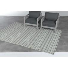 Striped Beach karpet 120x170  green