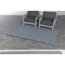 Eclips karpet 160x230         blue jeans