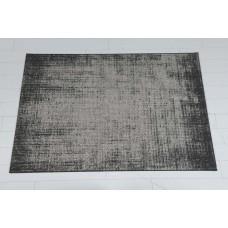 Antique karpet 120x170        black washed