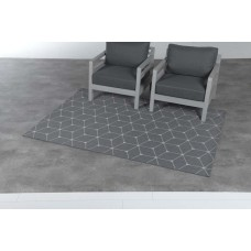 Danish diamonds karpet 120x170grey