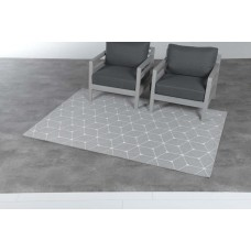 Danish diamonds karpet 120x170light grey