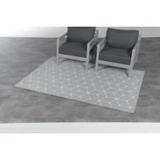 Danish diamonds karpet 200x290light grey