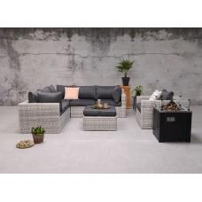 Silverbird lounge set 5-delig