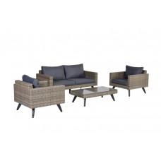 Cotes lounge set 4-dlg        hav. sand H