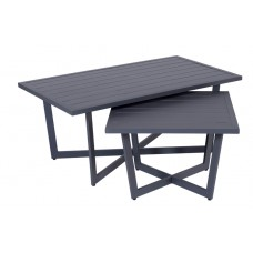 Ivy bijzettafel               62,5x62,5xH42 carbon black