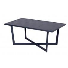 Ivy bijzettafel               110x62,5xH47 carbon black