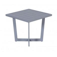 Ivy bijzettafel               47,5x47,5xH42 arctic grey
