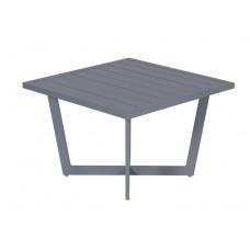 Ivy bijzettafel               62,5x62,5xH42 arctic grey