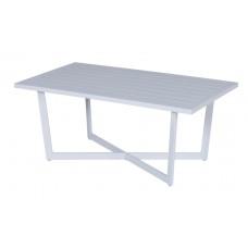 Ivy bijzettafel               110x62,5xH47 mat white