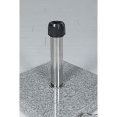 Cosmo granieten voet 30K      nature grey