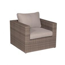Orangebird lounge fauteuil    new kubu 2-half/ sand
