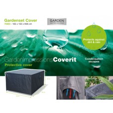 Coverit tuinsethoes           165x150xH85