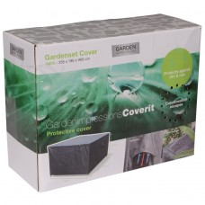 Coverit tuinsethoes           255x190xH85