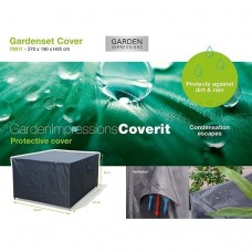 Coverit tuinsethoes           270x190xH85