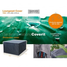 Coverit loungeset hoes        210x200xH70