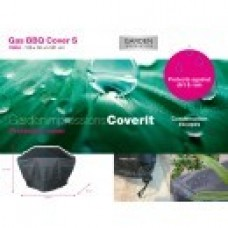 Coverit Gas BBQ hoes S        126/62x52xH101