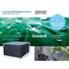 Coverit lounge/dining hoes    278x278xH70
