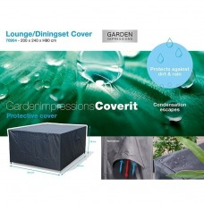 Coverit lounge/dining hoes    200x240xH80