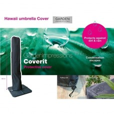 Coverit Hawaii parasolhoes    King & Big pole 300x60/65