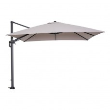 Hawaii parasol 300x300 carbon black/ sand